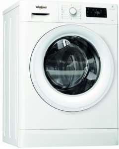 Перална машина Whirlpool FWSG71283W, Клас А+++, Капацитет 7 кг, 1200 оборота
